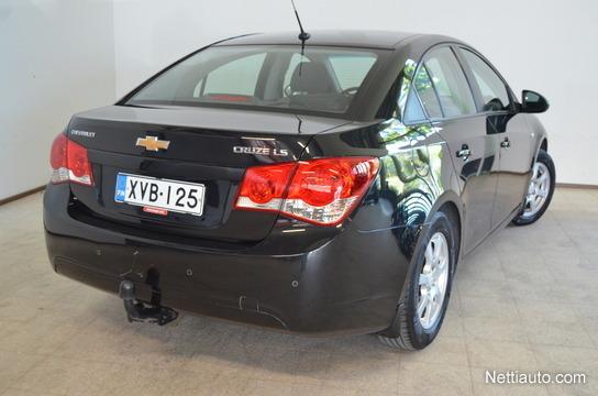 Chevrolet Cruze 4 Ov Ls 2 0d 92kw Mt5 Natti Hyvakuntoinen Cruze