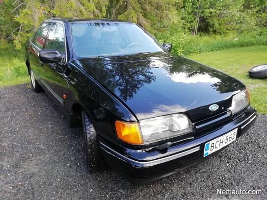 Ford Scorpio Hatchback 1986 Used Vehicle Nettiauto