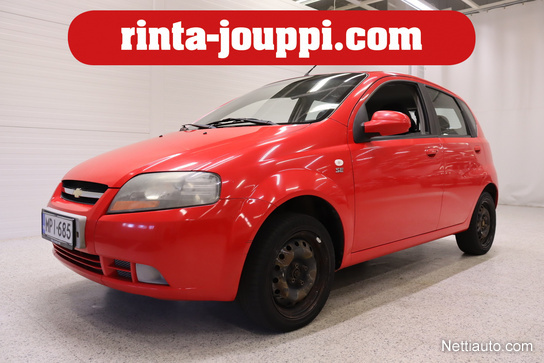 Chevrolet Kalos 5 Ov Se 1 2 M T Ac Suomi Auto Hatchback 2007