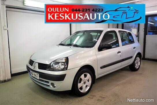 Renault Clio Viistoperä 2005 Vaihtoauto Nettiauto