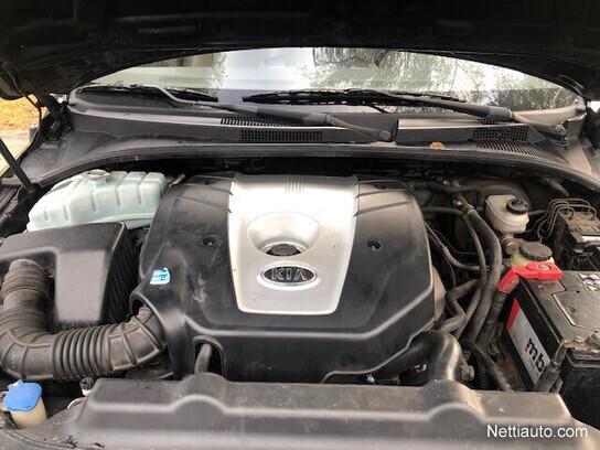 KIA Sorento Maastoauto 2.4 EX Pro S 5d