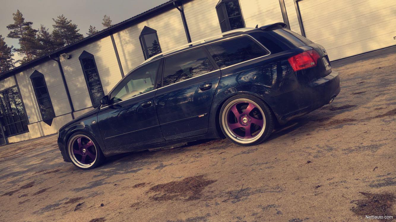 Audi A4 2.0 Avant 5d A