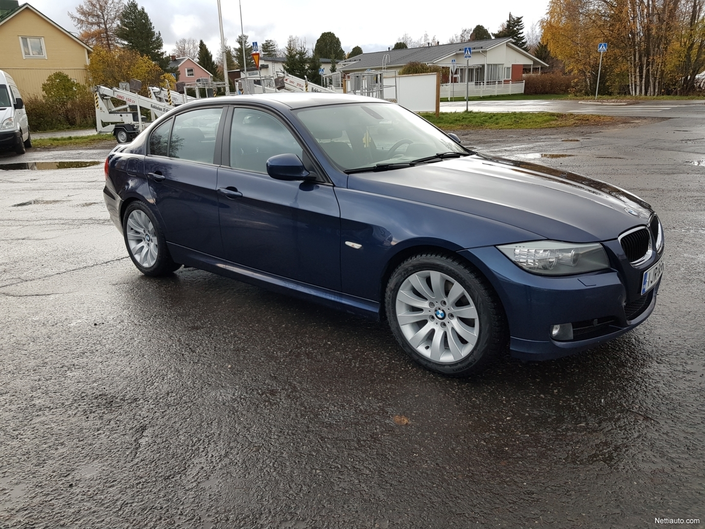 Bmw 318 I A E90 Sedan Business Comfort Uusi Moottori Sedan 2011 Used Vehicle Nettiauto