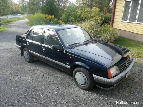 Opel Ascona