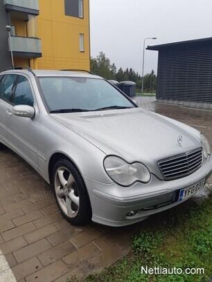Mercedes Benz C Farmari