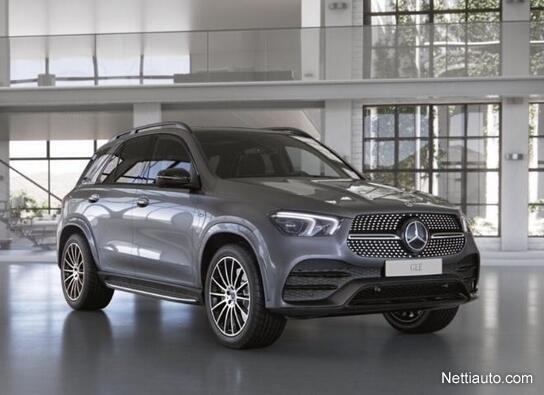 Mercedes-Benz GLE, 2021