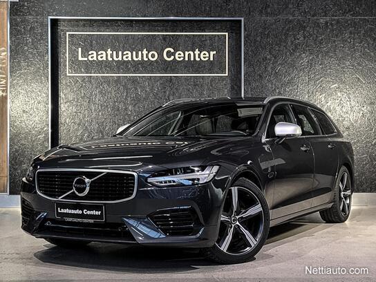 Volvo V90, 2019