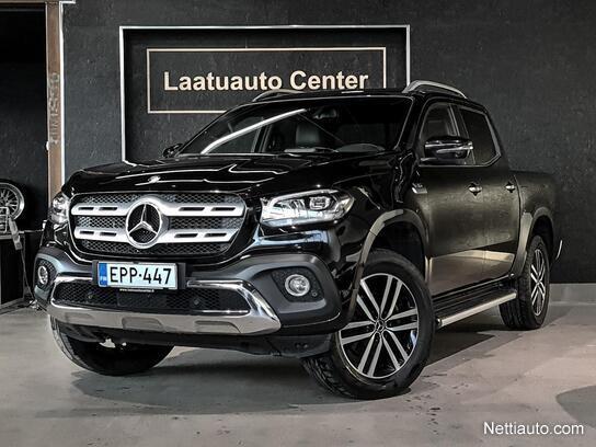 Mercedes-Benz X, 2018