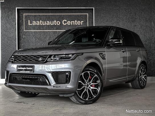 Land Rover Range Rover Sport, 2020
