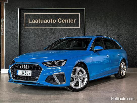 Audi A4, 2020