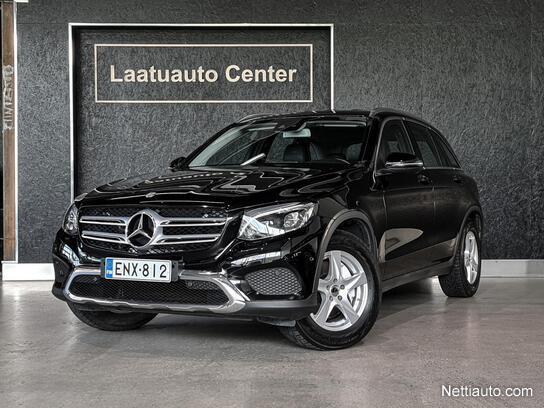 Mercedes-Benz GLC, 2016