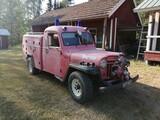 Willys Pickup Truck