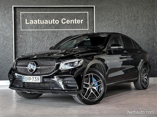 Mercedes-Benz GLC, 2017