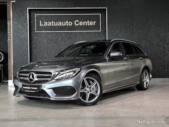 Mercedes-Benz C, 2017