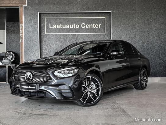 Mercedes-Benz E, 2020