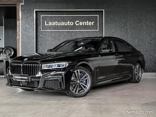 BMW 745, 2020