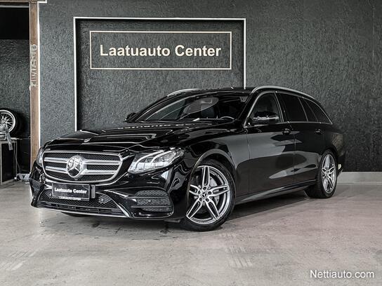 Mercedes-Benz E, 2017