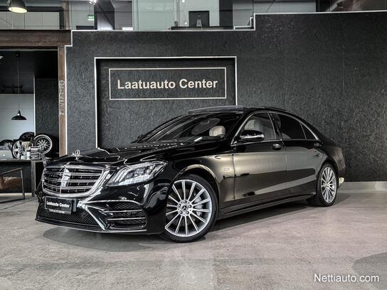 Mercedes-Benz S, 2019