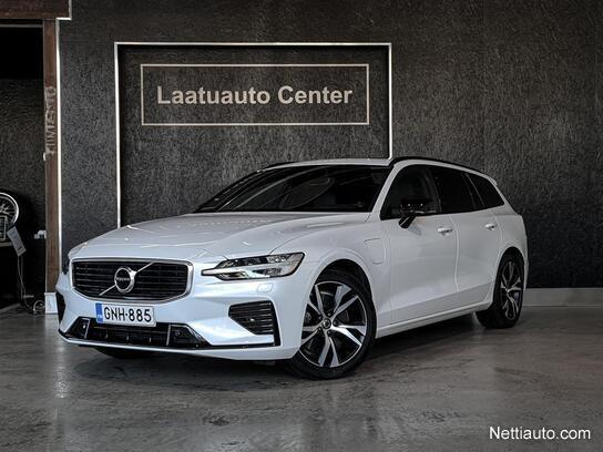 Volvo V60, 2019