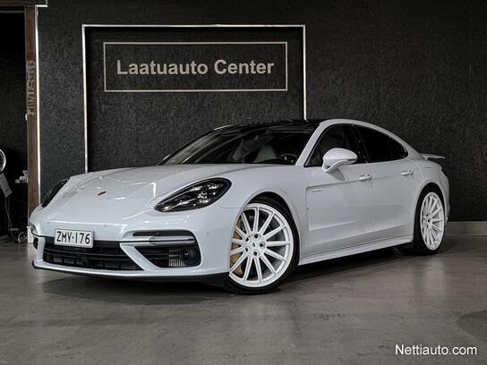 Porsche Panamera, 2017