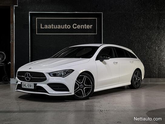Mercedes-Benz CLA, 2020