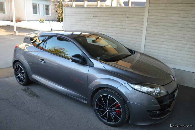 Renault Megane Rs 265 Trophy Ainoa Suomessa Iso Huolto
