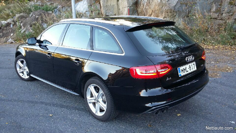 Audi a4 s line station wagon 2015 models 14