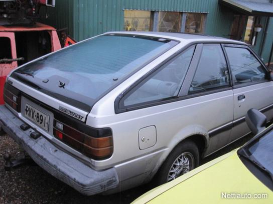 Datsun-Nissan Sunny SUNNY COUPE 1.5GL Hatchback 1984 ...