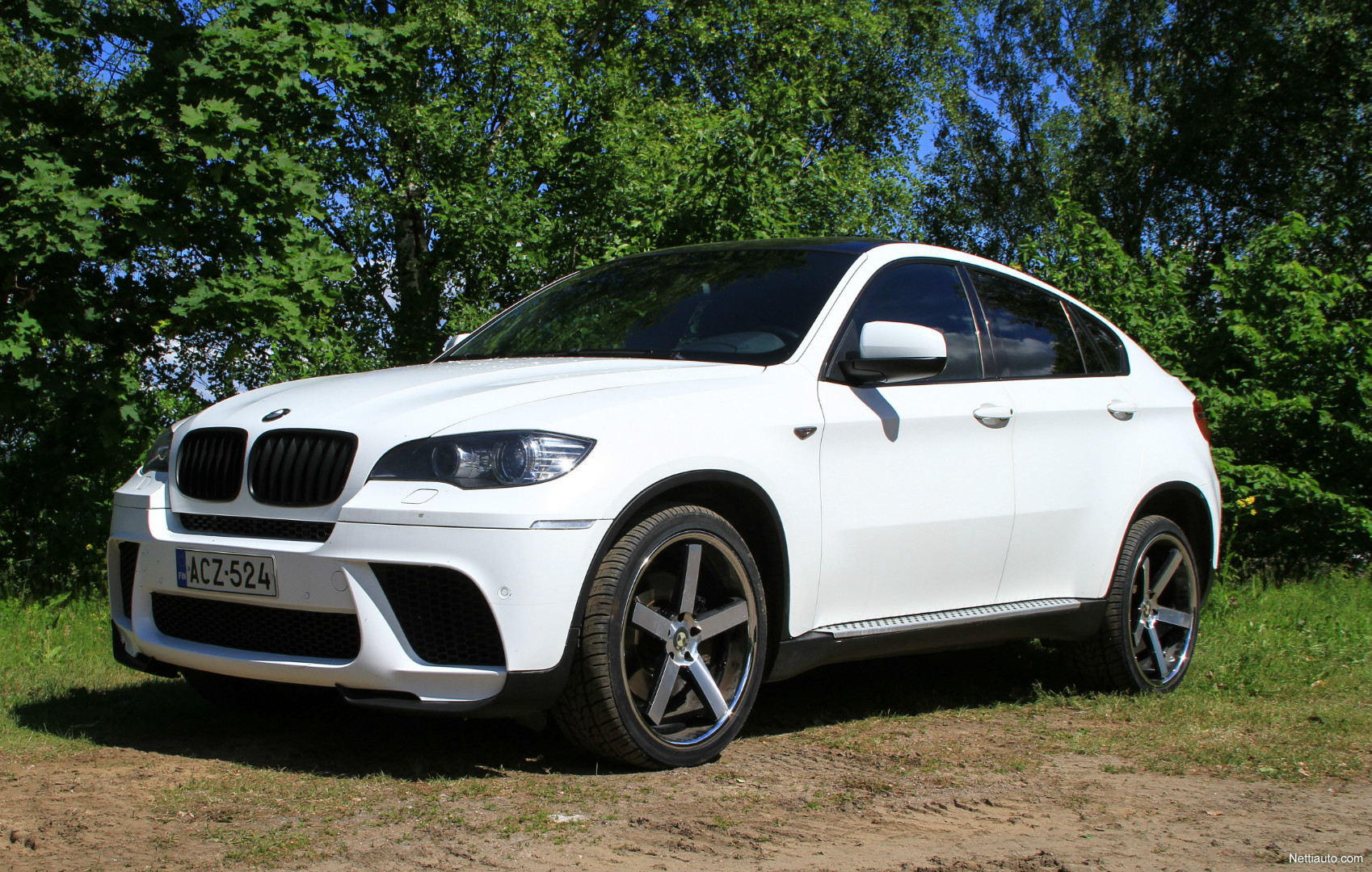 bmw x6 xdrive35d a e71 4x4 2008 used vehicle nettiauto. Black Bedroom Furniture Sets. Home Design Ideas