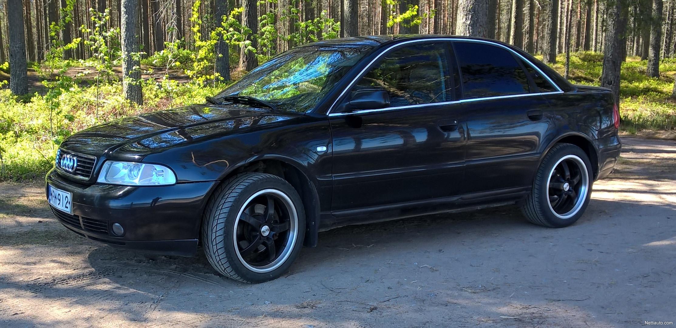 audi a4 2 5 v6 tdi 4d sedan 2000 used vehicle nettiauto. Black Bedroom Furniture Sets. Home Design Ideas