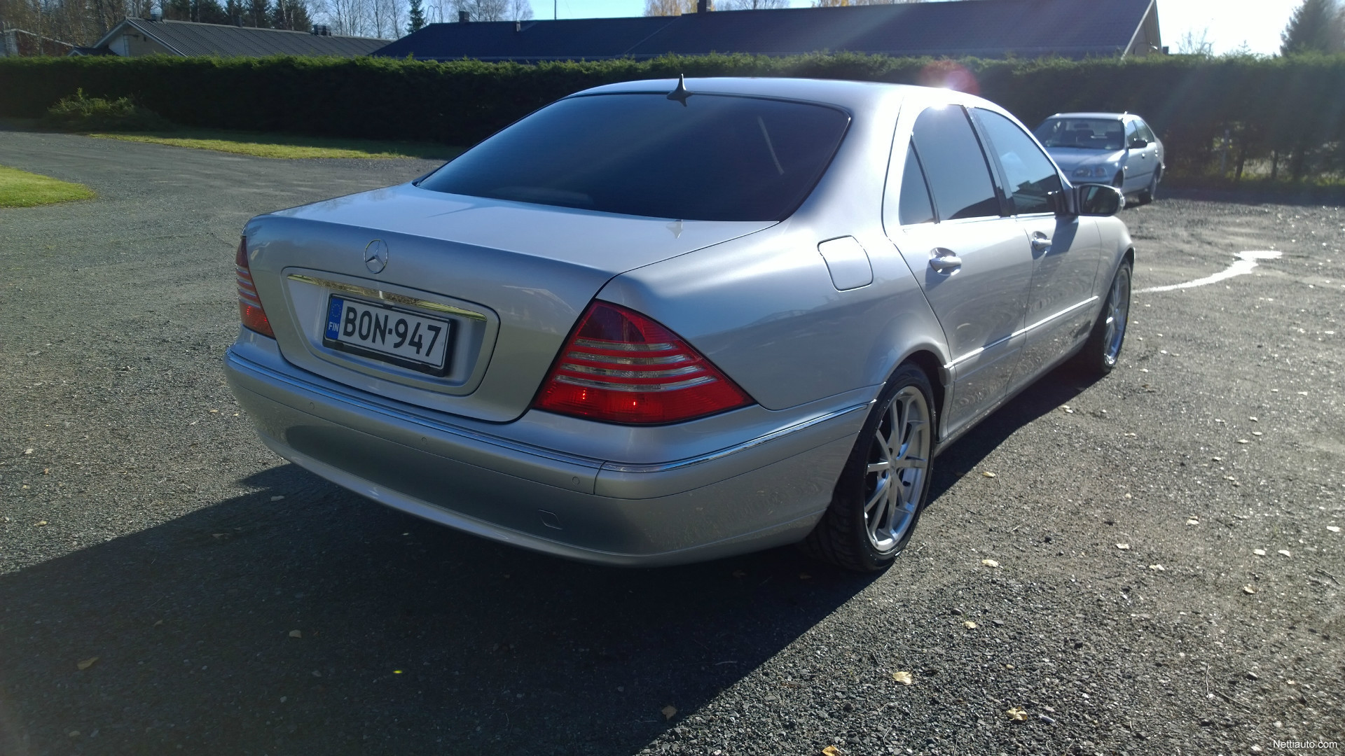 Mercedes benz s 320 cdi 4d a 150kw hieno ja siisti for Mercedes benz remote start instructions
