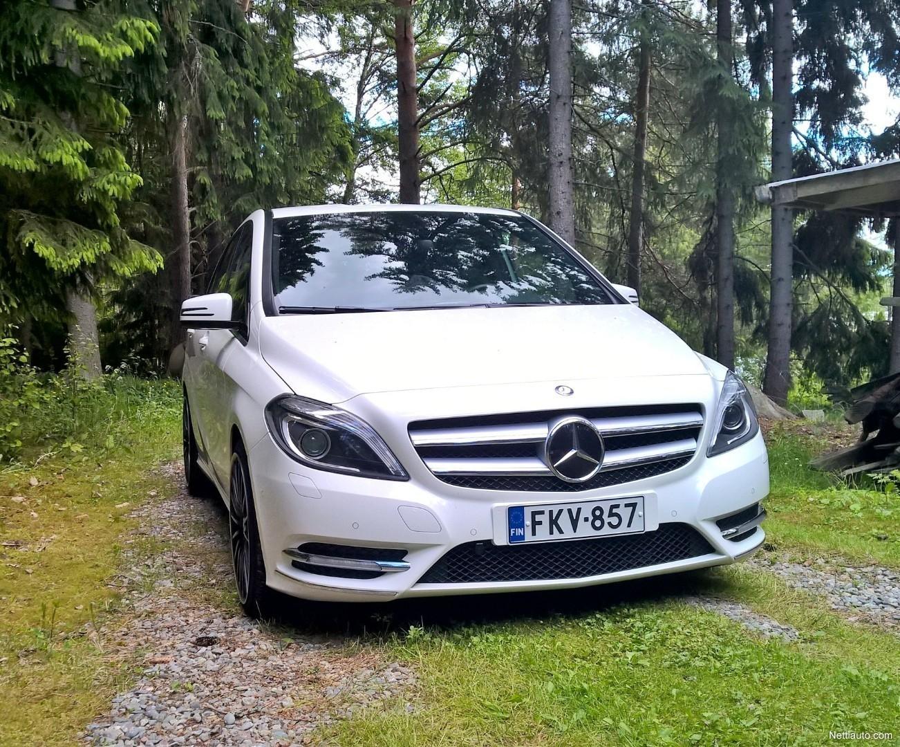 Mercedes benz b 180 cdi pb avantgarde sport nyt uuden for Mercedes benz remote start instructions