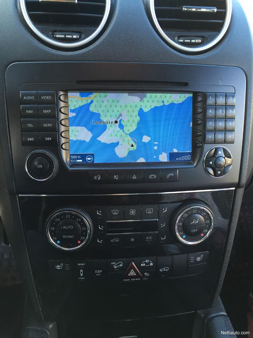 Mercedes benz ml 63 amg auto on vasta keskiviikkona 4 for Mercedes benz remote start instructions