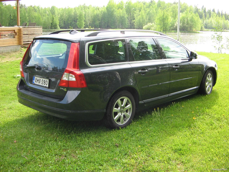 Volvo V70 Huolto-Ohjelma