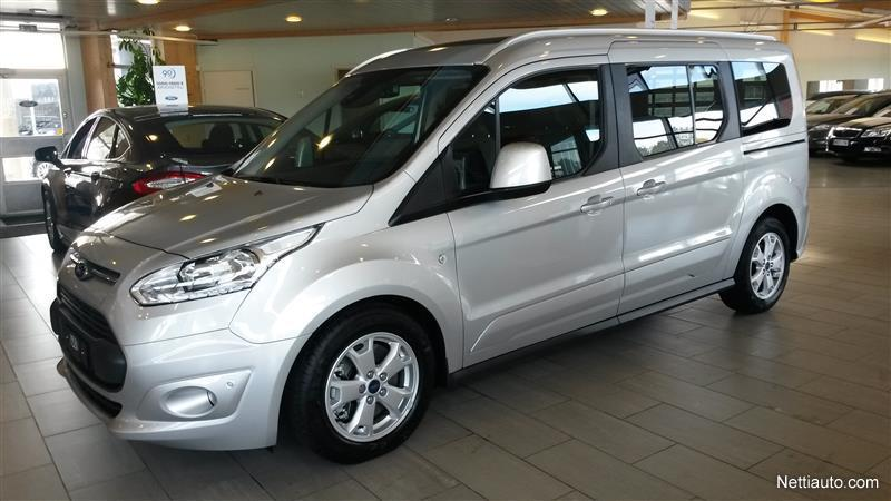 ford grand tourneo connect 1 5 tdci 120 hv powershift a6 titanium tila auto 2018 vaihtoauto. Black Bedroom Furniture Sets. Home Design Ideas