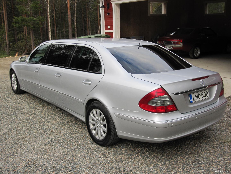 Mercedes benz e 220 cdi elegance 6d a varattu sedan 2004 for Mercedes benz remote start instructions