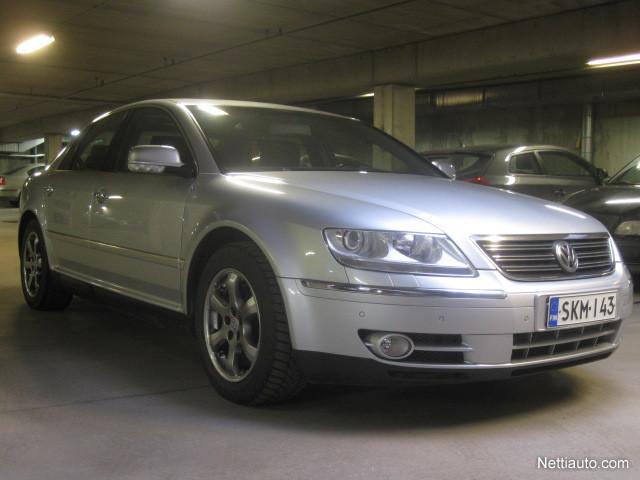 Volkswagen Phaeton 3 0 V6 Turbodiesel 6h Tiptronic Dpf