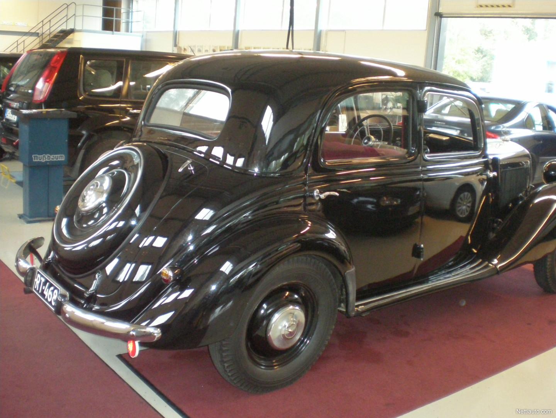 Mercedes benz 170 va 170 muu 1951 vaihtoauto nettiauto for Mercedes benz in va