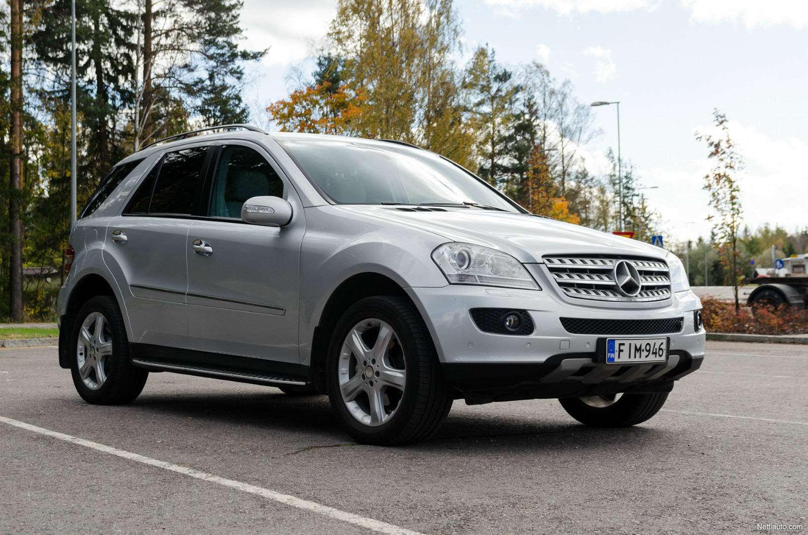 Mercedes benz ml 280 cdi 4matic a virheet n suomiauto for Mercedes benz ml used