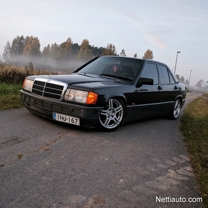 Mercedes Benz 190 E 1 8 5v Kat Vain Vaihto Sedan 1992 Used Vehicle