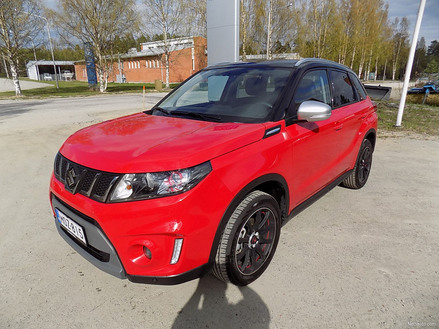 suzuki vitara 1 4 boosterjet 4wd s 6mt 4x4 2016 used vehicle nettiauto. Black Bedroom Furniture Sets. Home Design Ideas