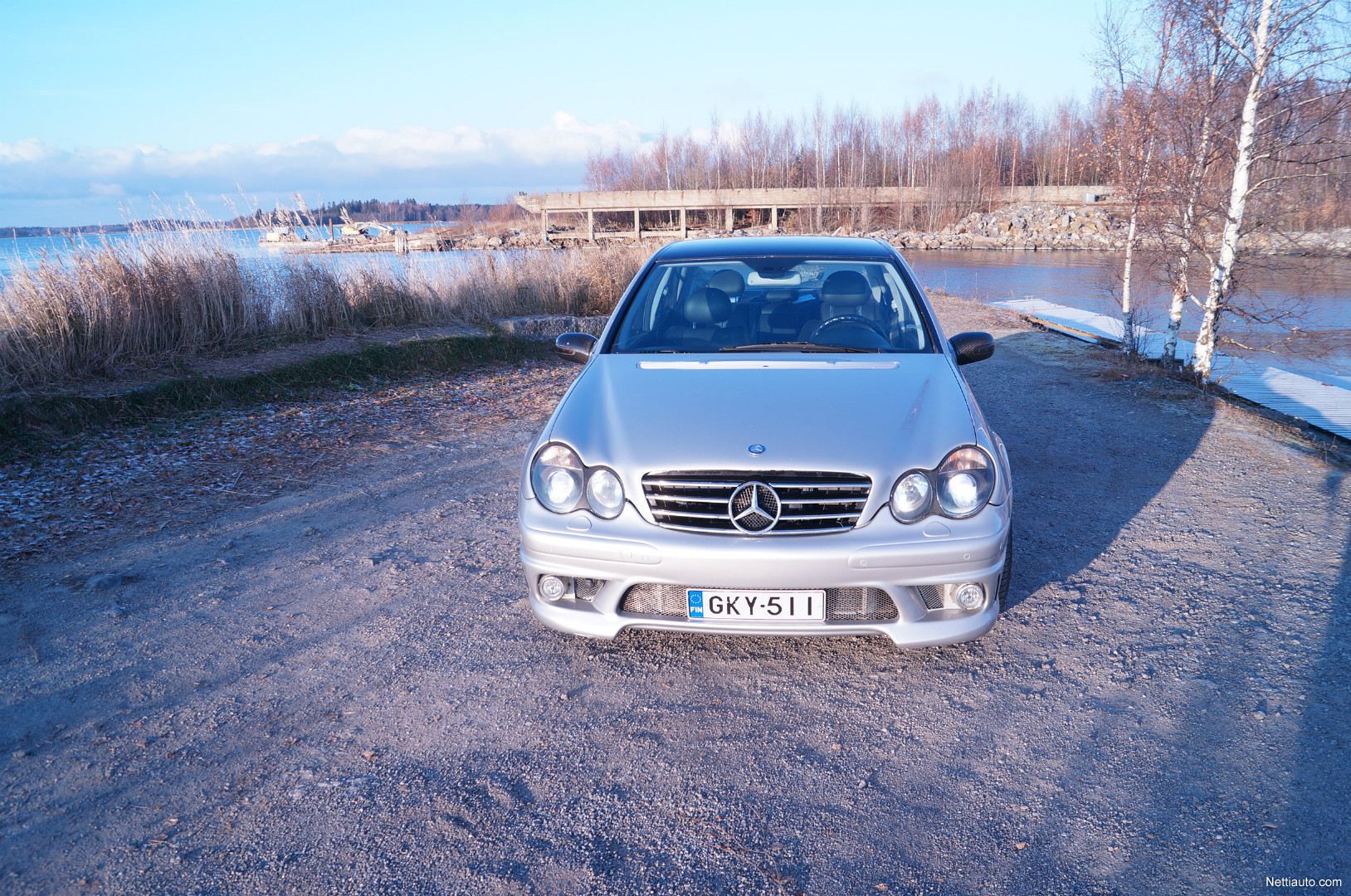 Mercedes benz c 32 amg harvinainen c32 amg kleeman for Mercedes benz remote start instructions