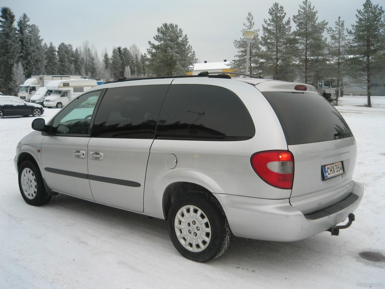 chrysler grand voyager 2 5 grand crd se 5d mpv 2003 used vehicle nettiauto. Black Bedroom Furniture Sets. Home Design Ideas