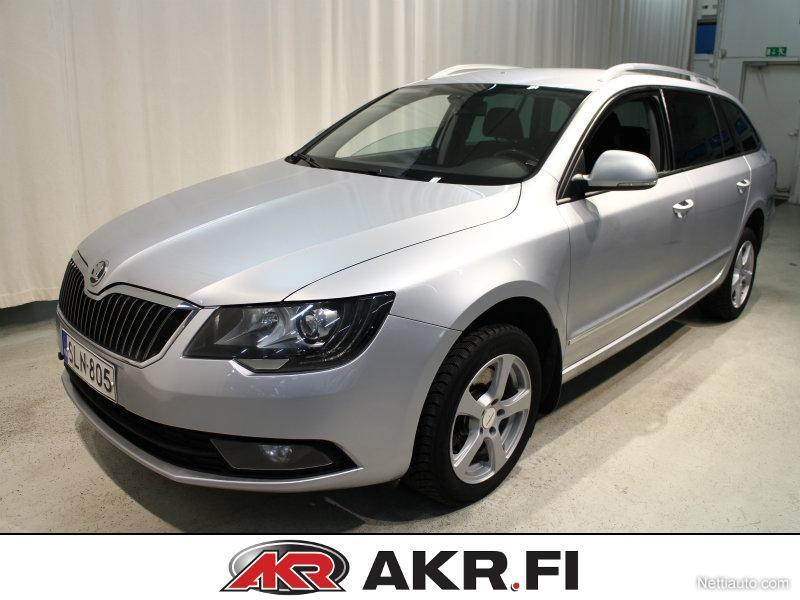 skoda superb combi 2 0 tdi 170 4x4 active dsg my14 farmari 2014 vaihtoauto nettiauto. Black Bedroom Furniture Sets. Home Design Ideas