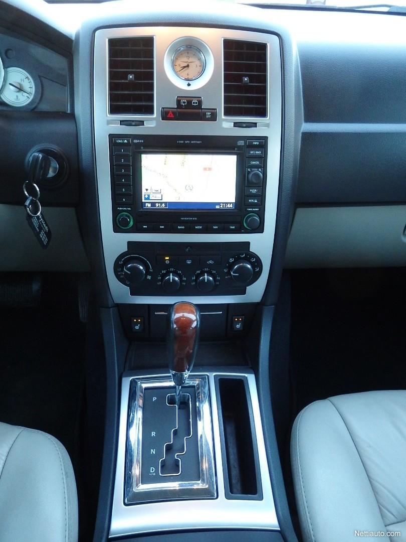 Chrysler 300c 3 0 V6 Crd Touring 5d A Hieno Suomiauto