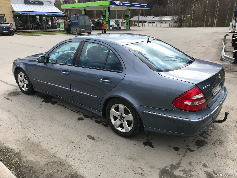 Mercedes benz e 200 cdi avantgarde 4d a sedan 2006 used for Mercedes benz remote start instructions