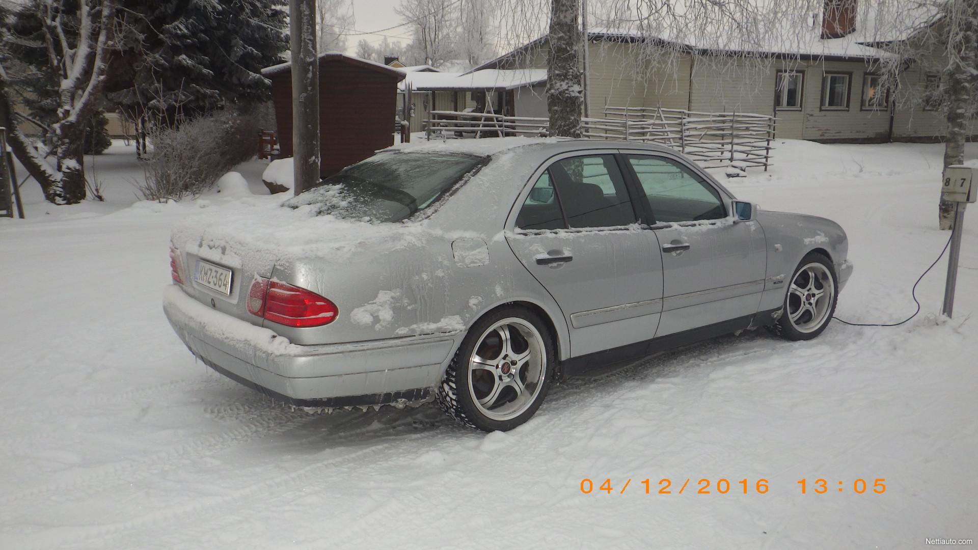 Mercedes benz e 230 avantgarde 4d sedan 1996 used for Mercedes benz remote start instructions