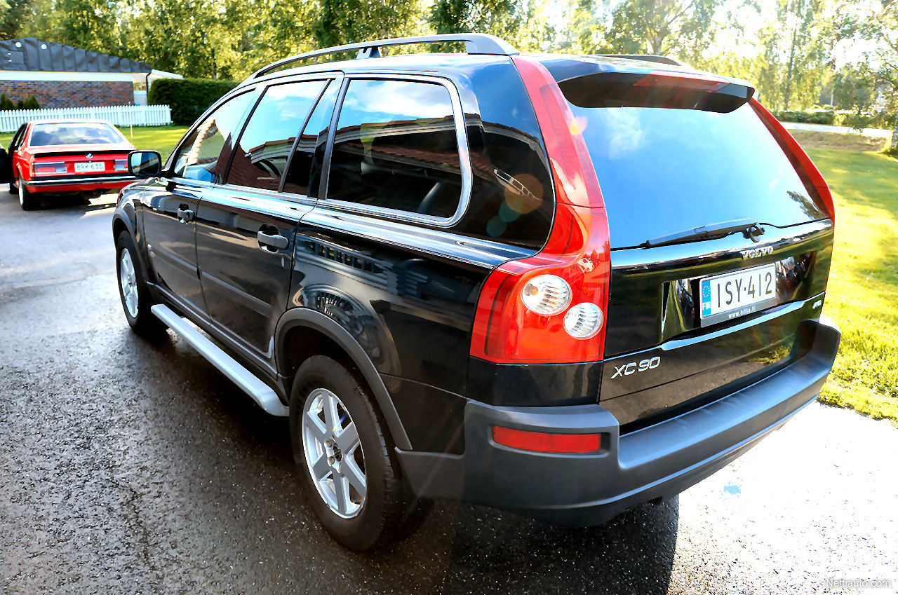 volvo xc90 2 5t awd summum 7h a 4x4 2005. Black Bedroom Furniture Sets. Home Design Ideas