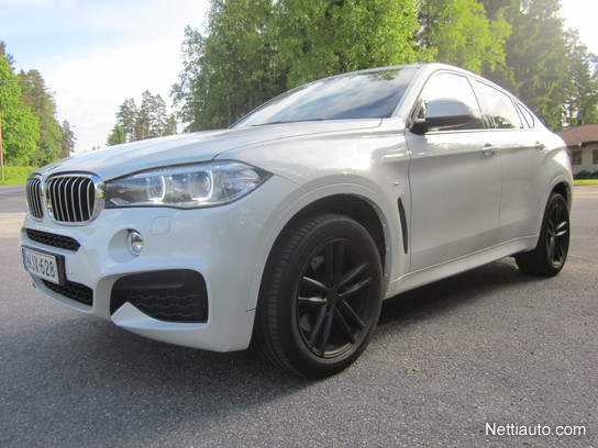 Bmw X6 F16 Xdrive40d Twinpower Turbo A X Edition 4x4 2015 Used