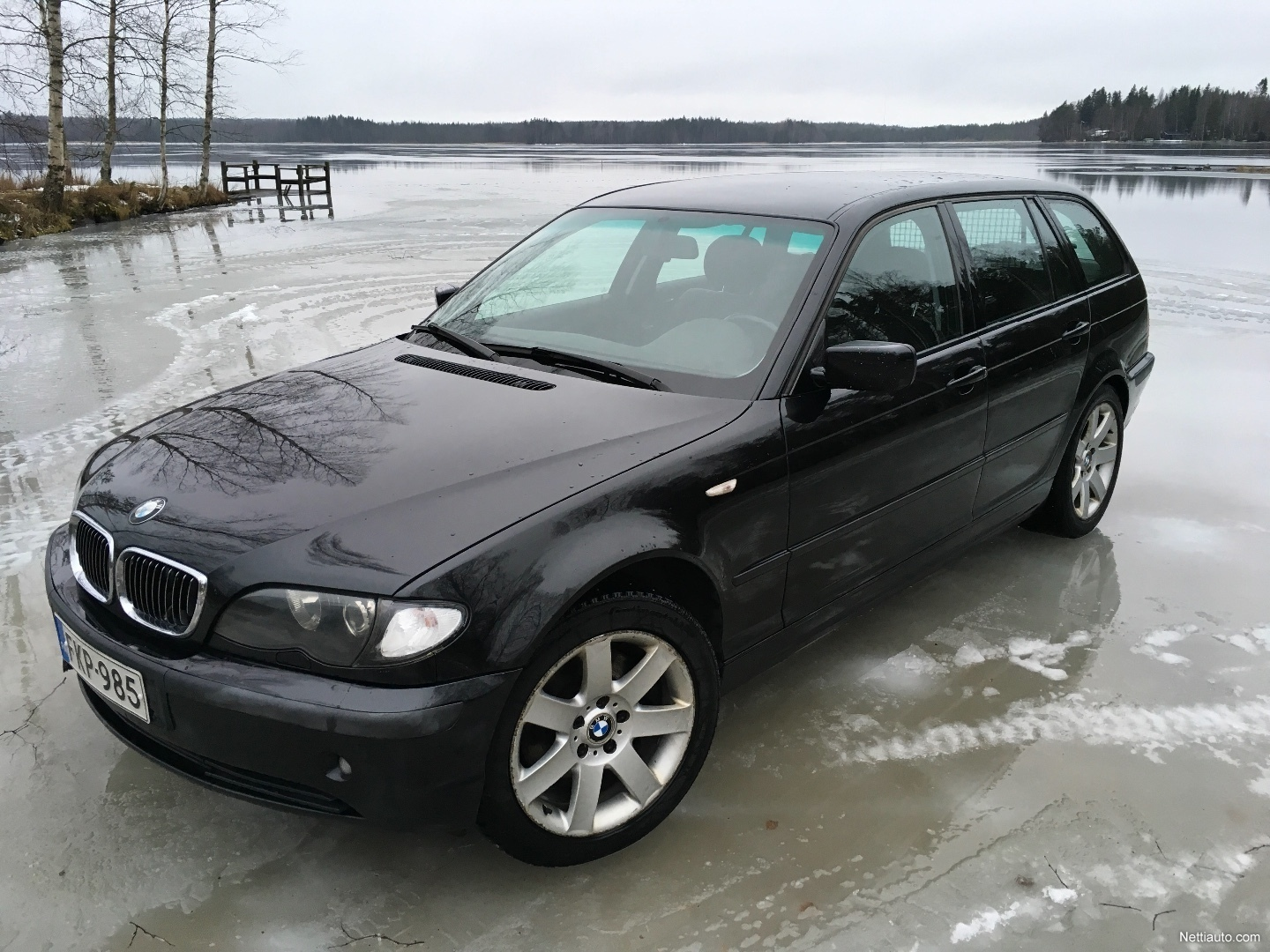 bmw 330 xd touring 5d station wagon 2001 used vehicle. Black Bedroom Furniture Sets. Home Design Ideas